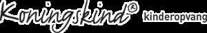 koningskind logo tekst