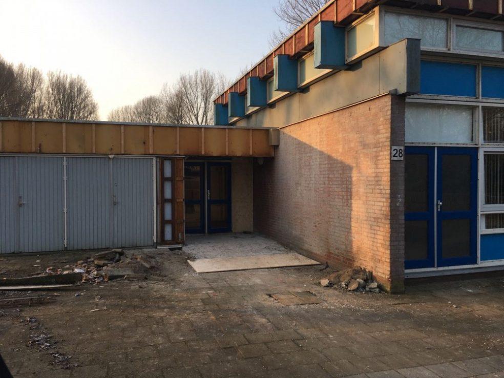 Christelijke basisschool de Schanskorf Zoetermeer (Meerzicht) renovatie verbouwing school Kerkenbos
